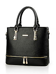 M.Plus® Women's Casual PU Leather Messenger Shoulder Bag/Handbag Tote