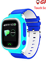 GPS positioning watch 1.22 inchesTouch Screen WI-FI Clock Intelligent Call SOS Children Finder Anti Lost Reminder smart watch