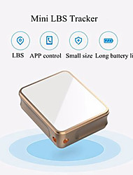 Cycling/Bike Bike Alarm Security / Alarm Gold Iron Smart Anti Theft Shock Mini LBS Tracker Bicycle Strong Magnetic Force Phone Alarm Fixed Position