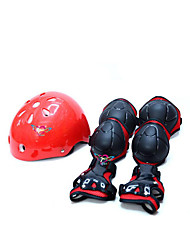 Children'S Sports Protective Gear Sets Roller Skating Huju Hu Xi 7 Sets