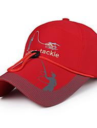 Hat Ultraviolet Resistant Unisex Baseball Summer White Red Gray Black Blue Dark Khaki-Sports®