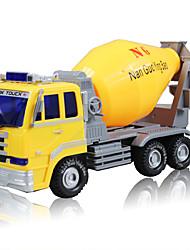 Lastwagen Spielzeuge 1:10 PVC Gelb