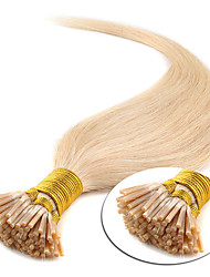 i tip hair extensions blonde(613#)