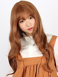 Lolita Wigs Classic/Traditional Lolita Curly Yellow Lolita Wig 70 CM Cosplay Wigs Wig For Women