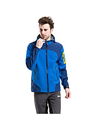 Hiking Softshell Jacket / Ski/Snowboard Jackets Men'sWaterproof / Breathable / Thermal / Warm / Quick Dry / Windproof / Ultraviolet