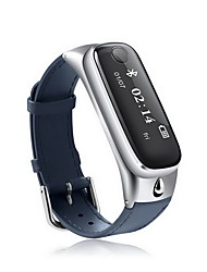 Smart BraceletWater Resistant/Waterproof / Long Standby / Calories Burned / Pedometers / Voice Call / Health Care / Sports /