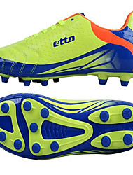 Sneakers Soccer Shoes Women's Men's Kid's Anti-Slip Wearproof Ultra Light (UL) Outdoor PVC Leather Rubber Running/Jogging Soccer/Football