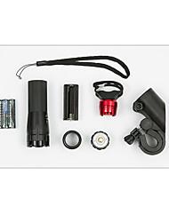 Lampe Avant de Vélo Lampe Arrière de Vélo Pinces et supports LED - Cree XR-E Q5 CyclismeIntensité Réglable Surface antidérapante
