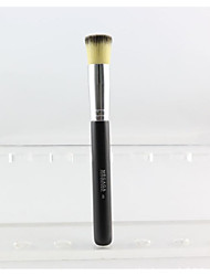 1 Foundation Brush Nylon Professional / Portable Wood Face Others