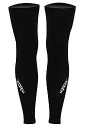 Unisex Frühling Sommer Winter Herbst Beinlinge/Knielinge warm halten Leichtes Material Komfortabel Schützend Terylen Übung & Fitness