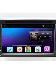 bonroad 6.2inch autoradio usb sd wifi la radio audio bt lecteur vidéo Android multimédia 6.0 1024 * 600 quad core 1gb usb