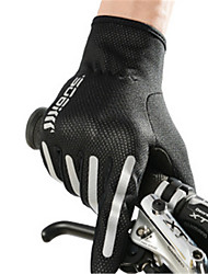 Gloves Sports Gloves Unisex Cycling Gloves Spring Summer Autumn/Fall Winter Bike Gloves Anti-skidding Breathable Windproof Handlebar mitts