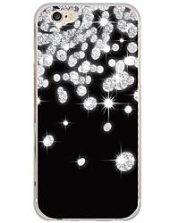 Для С узором Кейс для Задняя крышка Кейс для Мультяшная тематика Твердый PC для AppleiPhone 7 Plus iPhone 7 iPhone 6s Plus/6 Plus iPhone