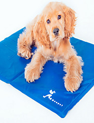 Cat / Dog Bed Pet Mats & Pads Casual/Daily Blue Textile