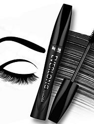 Rímel Bálsamo Molhado Estendido Pestanas Levantadas Volumizado Impermeável Natural Olhos