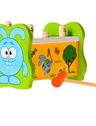 Jouet Educatif Bois Vert Toy Musique