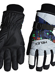 Ski Gloves Winter Gloves Men's Activity/ Sports Gloves Keep Warm Snowproof Ski & Snowboard Ski Gloves Winter