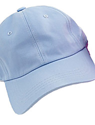 Cap/Beanie / Hat Protective / Comfortable Women's / Men's Golf / Leisure Sports / Baseball Spring / Summer Blue