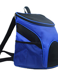 Dog Front Backpack Pet Carrier Portable Blue