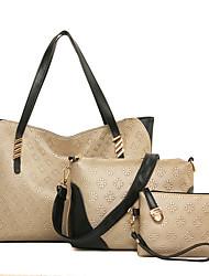 Women PU Casual Bag Sets
