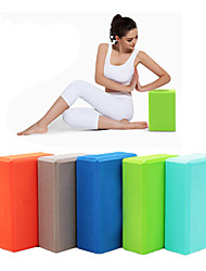 FENGTU®EVA Thickening Yoga Bricks Environmental High Density Color Yoga Bricks Sports Fitness Yoga Supplies