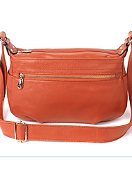 Women Cowhide Formal / Sports / Casual / Event/Party / Wedding / Outdoor / Office & Career / Professioanl Use Satchel
