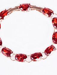 Bracelet Chain Bracelet / Strand Bracelet Alloy Others Friendship Gift / Daily / Casual Jewelry Gift Gold,1pc