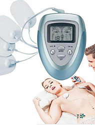 Electric Slimming body Massager Pulse Muscle Pain Relief Fat Burnning Relaxation Health Care beauty Massage 4 Pads Pain Fitness