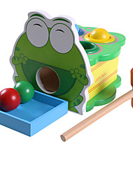 Educational Toy Wood Green Music Toy