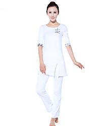 Йога Спортивный костюм Удобный Эластичность Спортивная одежда Жен.Йога