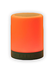 Intelligent Colorful Color Bluetooth Stereo Creative Touch Wireless Card Desk Lamp Speakers