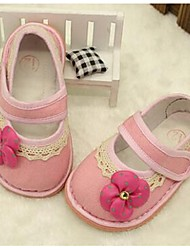 Girl's Flats Comfort Canvas Casual Pink