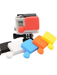 Accessoires pour GoPro,Etui de protection Protège-objectif Coque Etanche Etanches, Pour-Caméra d'action,Gopro Hero 3 Gopro Hero 3+La