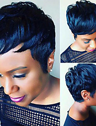 Short Wigs Synthetic Short Wigs Cheap African Women Wigs Natural Heat Resistant Hair Wig