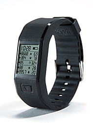 Hesvit  Smart Band Heart Rate Fitness Tracker Wristband Pedometor Sport Bracelets