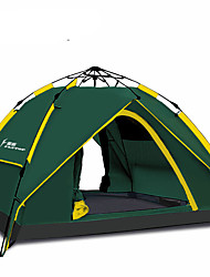 Moistureproof/Moisture Permeability Breathability Well-ventilated Keep Warm One Room Tent Green Red Blue