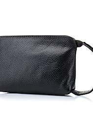 Women or Men's Cowhide Formal / Casual / Event/Party / Office & Career Wristlet Coin Bags Mobile Phone Bag