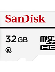 alta resistenza della carta di monitoraggio video SanDisk 32 GB Micro SD card di memoria carta di tf carta class10