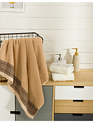 Bath Towel Set Jacquard High Quality 100% Cotton Towels Two Face Towels Plus One Bath towel