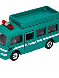 Vehicle Novelty Toy Car Novelty Cyan Metal