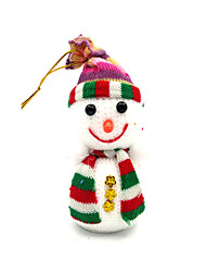 Christmas Decorations / Christmas Party Supplies / Gift Bags Holiday Supplies Snowman Textile White /3Pcs