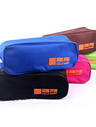 3 L Others Traveling Waterproof Zipper Green Red Pink Coffee Black Blue Others