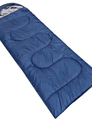 Sleeping Bag Rectangular Bag Single 10 Hollow Cotton 650g 200X75 Camping / Traveling / IndoorWaterproof / Rain-Proof / Windproof /