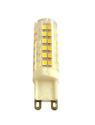 7W E14 / G9 / G4 LED à Double Broches T 75LED SMD 2835 480-580LM lm Blanc Chaud / Blanc Froid Décorative AC110 / AC220 V 1 pièce