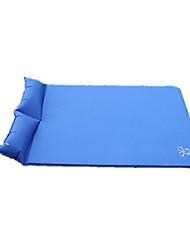 Respirabilidade Almofada de Piquenique Azul Campismo PVC