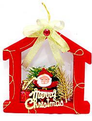 Kerstversieringen Kerstboomversiering Alles voor de feestdagen 2Pcs Kerstmis Schuim Zilver