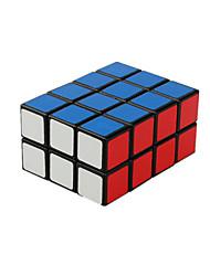 Spielzeuge Glatte Geschwindigkeits-Würfel 2*2*2 / 3*3*3 / 4*4*4 Neuartige Lindert Stress / Magische Würfel Schwarz Plastik