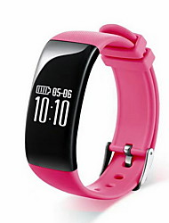 Smart Bracelet iOS AndroidWater Resistant / Water Proof Long Standby Calories Burned Pedometers Health Care Sports Heart Rate Monitor