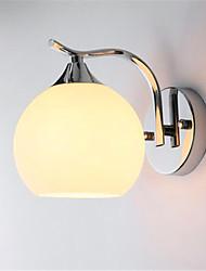 AC 220-240 5w e27 современный / современный гальваническим функция для LED / мини-стиль / лампочки включены / глаз protectionambient