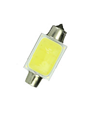 50x Festoon 36mm High Power COB SMD Light Dome Map Lamp Bulb 211-2 578 212-2
